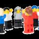 3C – Team Workshops symbolised by Lego® figures