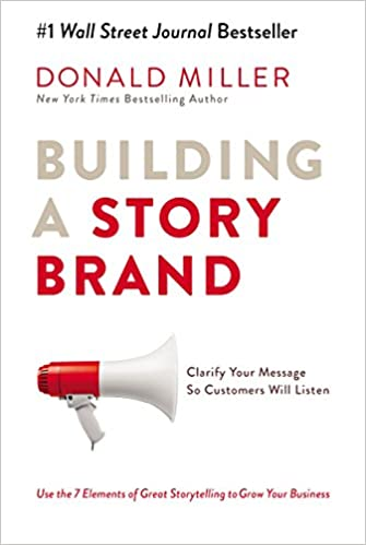Book Cover Building a Storybrand