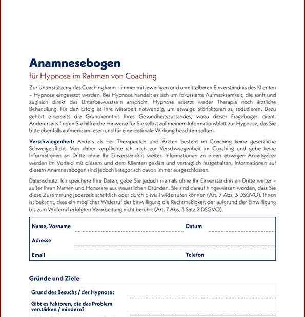 3C-Anamnesebogen