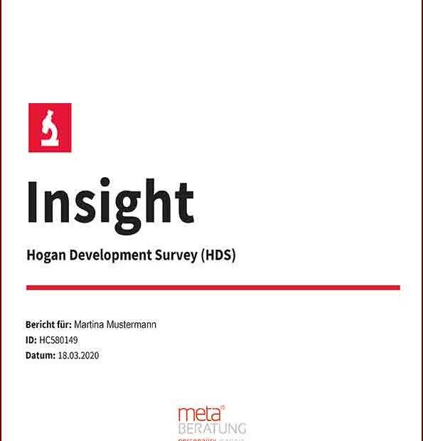 Hogan Assessment HDS