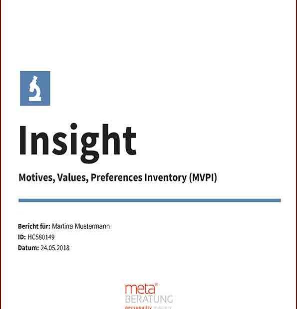 Hogan Assessment MVPI